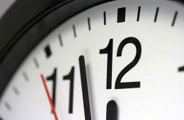 تغییر ساعت رسمی کشور از شب اول فروردین