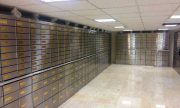 سرقت از صندوق امانات یک بانک خصوصی ایران / اموال امانتی محفوظ هستند
