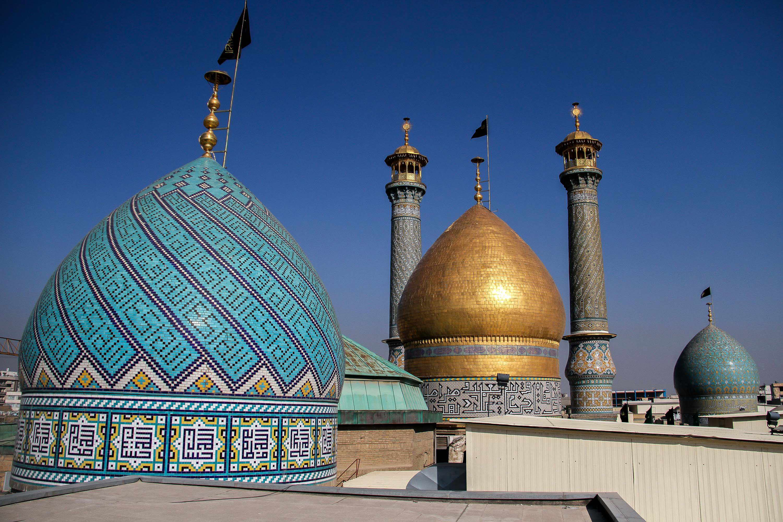 آستان حضرت عبدالعظیم(ع)