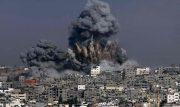 رژیم صهیونیستی نوار غزه را مورد حملات هوایی قرار داد