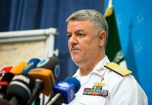 برگزاری رزمایش بزرگ ولایت ۹۷ نیروی دریایی ارتش در تنگه هرمز