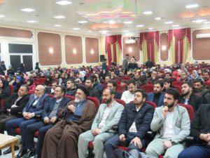 جشن میلاد حضرت علی ( ع ) در باکو برگزار شد