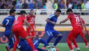 پخش زنده و آنلاین بازی پرسپولیس و استقلال خوزستان