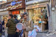 حال و هوای عید در بازار تبریز