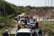 کاروان حمایتی نُجَباء عراق به کارون و کوت عبدالله رسید