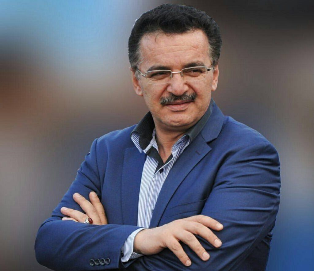 محمدرضا زنوزی مطلق