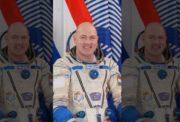 فضانورد هلندی ازفضا اورژانس آمریکا را سر کار گذاشت