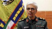 رئیس ستاد کل نیروهای مسلح ایران به جمهوری آذربایجان سفر می کند