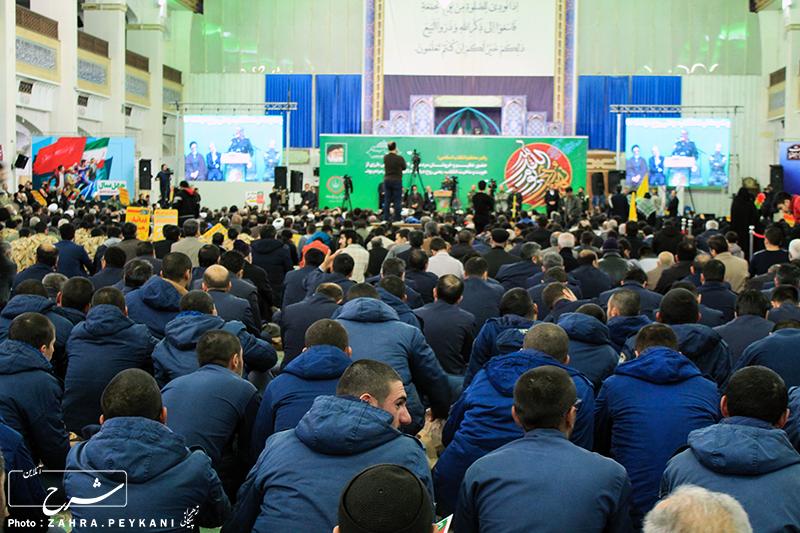 گرامیداشت حماسه عظیم 9 دی تبریز