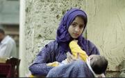 روزی برای مادران کوچک آذربایجان/ کودکم روزت مبارک