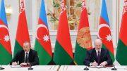 خرید تجهیزات نظامی توسط جمهوری آذربایجان از بلاروس