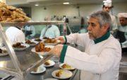 غذای متبرک آستان قدس رضوی با ثبت کد ملی قابل دریافت شد