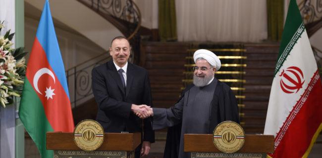 İran və Azərbaycan prezidentləri nədən danışdılar?