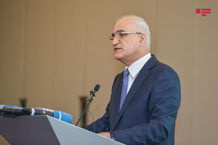 Şahin Mustafayev Azərbaycan-İran arasında əməkdaşlıq üzrə Komissiyanın həmsədri olub