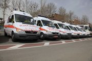 خدمات اورژانس کشور برای پنجشنبه آخر سال