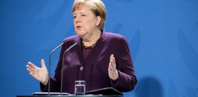 صدراعظم آلمان: مقامات دولتی آلمان در زمینه کنترل این بحران تجربه زیادی ندارند