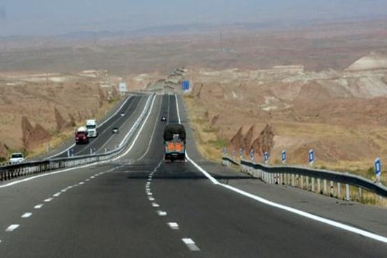 قطعه ۵ آزاد راه مراغه – هشترود امسال به بهره برداری میرسد