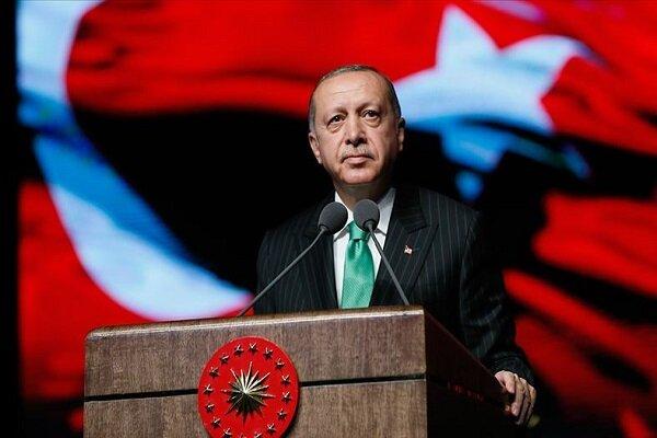 اردوغان برای سفیر آمریکا و ۹ کشور دیگر خط و نشان کشید
