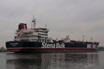 نفتکش «استنا ایمپرو» رفع توقیف شد