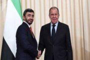 راز تغییر لحن امارات درباره ایران/ بن زاید چرا به مسکو رفت؟