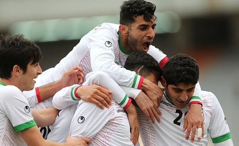 تبریک AFC به ایران بخاطر صعود در بین ۱۶ تیم