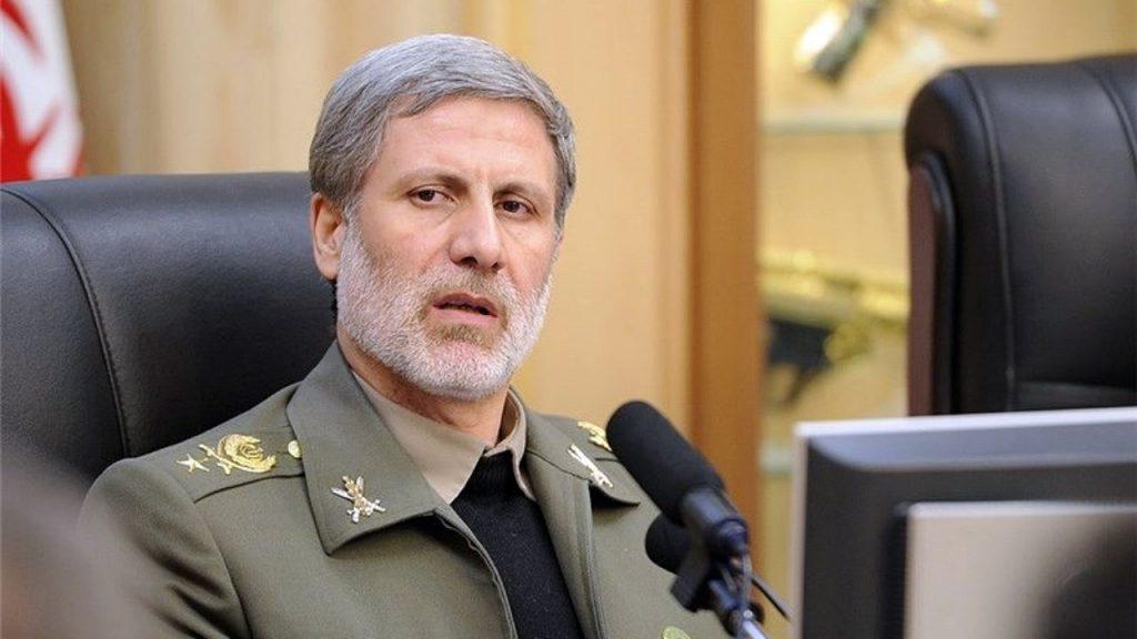 وزیر دفاع افزایش قدرت دفاعی برای جلوگیری از جنگ