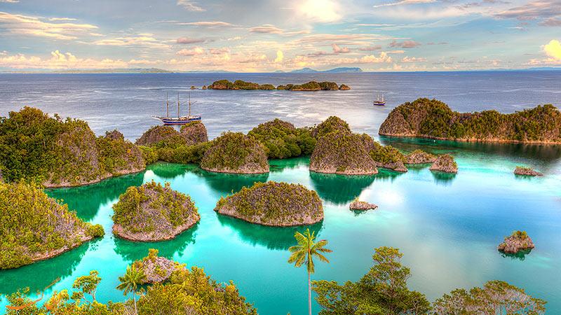 رشد ۱۲ درصدی آمار گردشگران ورودی به اندونزی