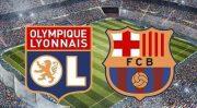 پخش زنده بازی بارسلونا و لیون / Barcelona vs Lyon