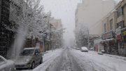 برف و کولاک در ۲۴ استان کشور