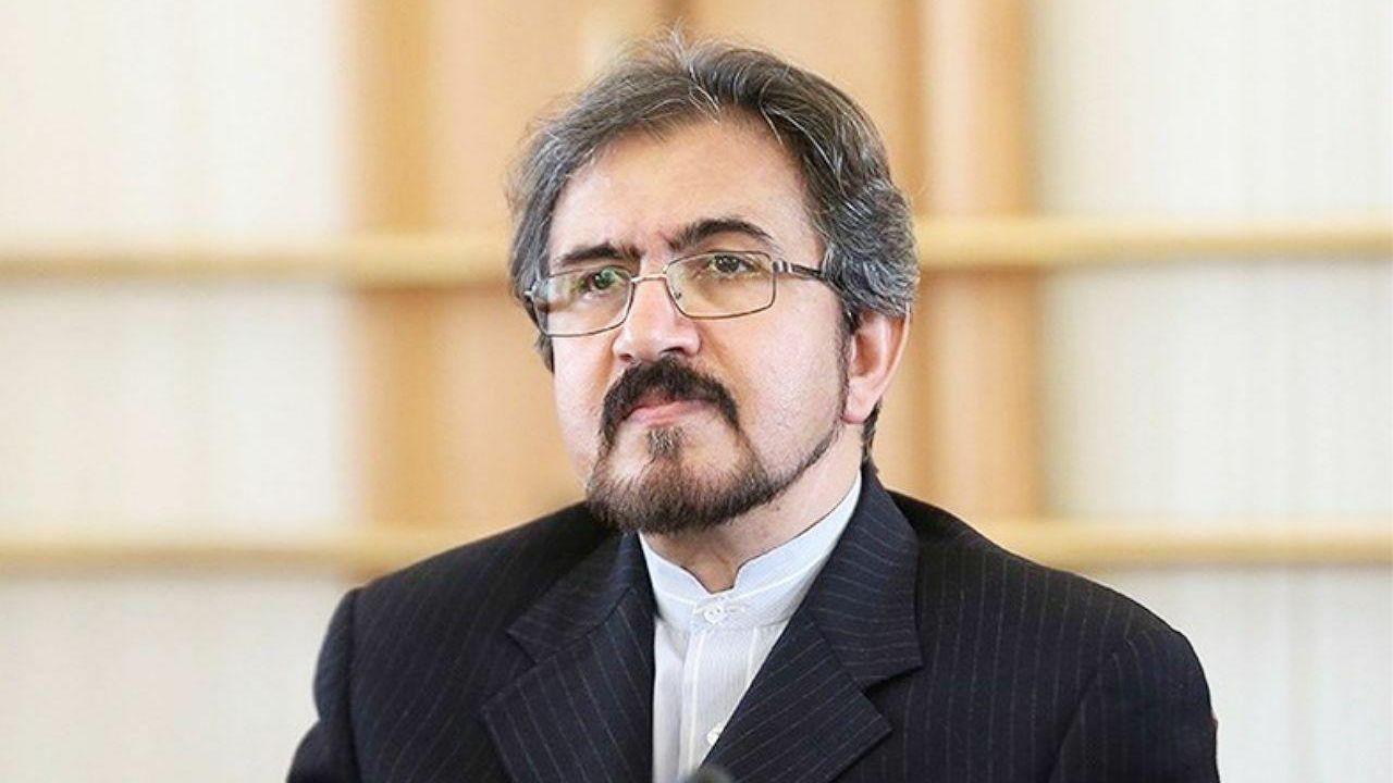 بهرام قاسمی سفیر جدید ایران در فرانسه میشود