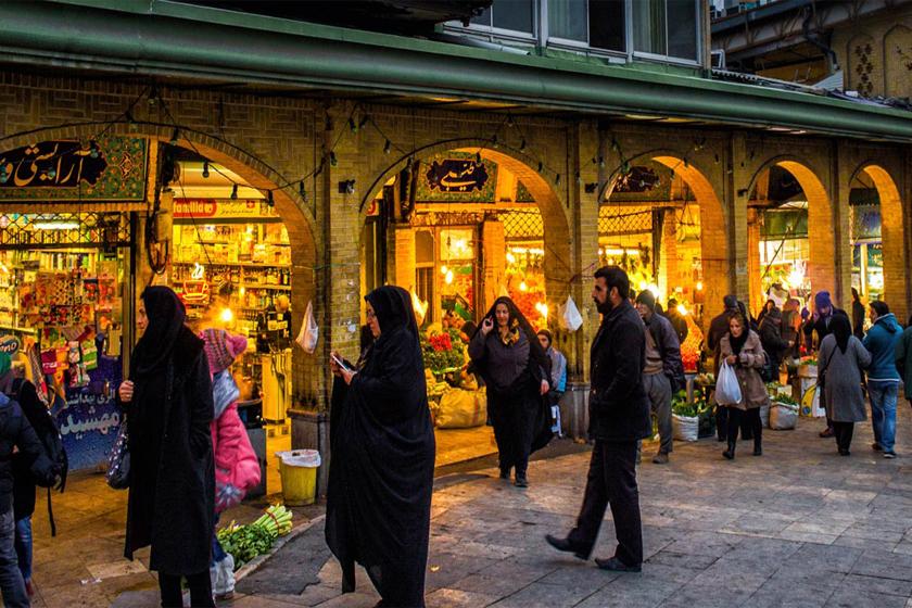 تعطیلی اجباری  ۴۸ ساعت اصناف تهران