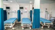 اختصاص ۷۲۵ تخت بیمارستانی در کرمانشاه برای شرایط بحرانی وقوع سیل