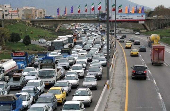 تردد بیش از ۱۱ میلیون و ۱۰۰ هزار خودرو در محور های آذربایجان شرقی