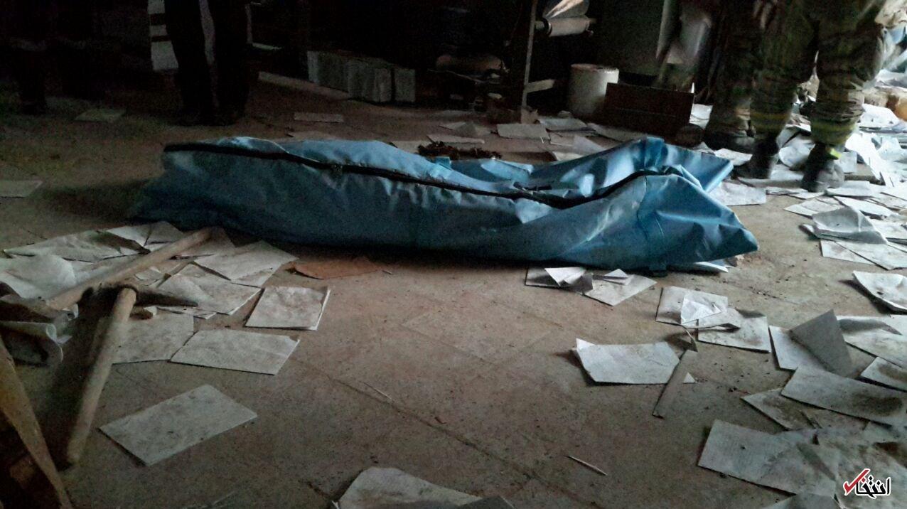 سرقت جسد از بیمارستان خاتم الانبیاء سلماس
