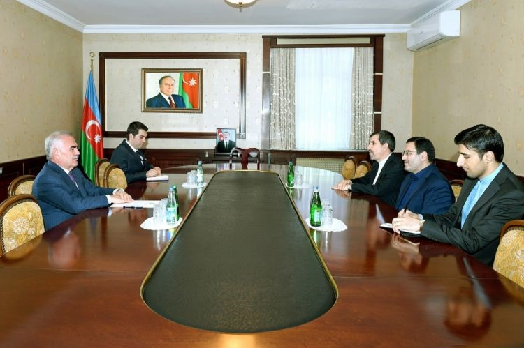 هدف اصلی ما توسعه روابط ایران و آذربایجان در راستای منافع مردم دو کشور است