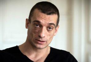 جنجال ویدئوی غیراخلاقی نامزد حزب ماکرون؛ بازداشت هنرمند روس و دوست دخترش