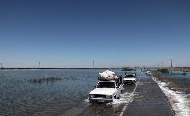 خطر سیل در کمین ۷ استان کشور / بارندگی امروز شدت مییابد