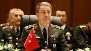وزیر دفاع ترکیه: عمر پ.ک.ک رو به پایان است