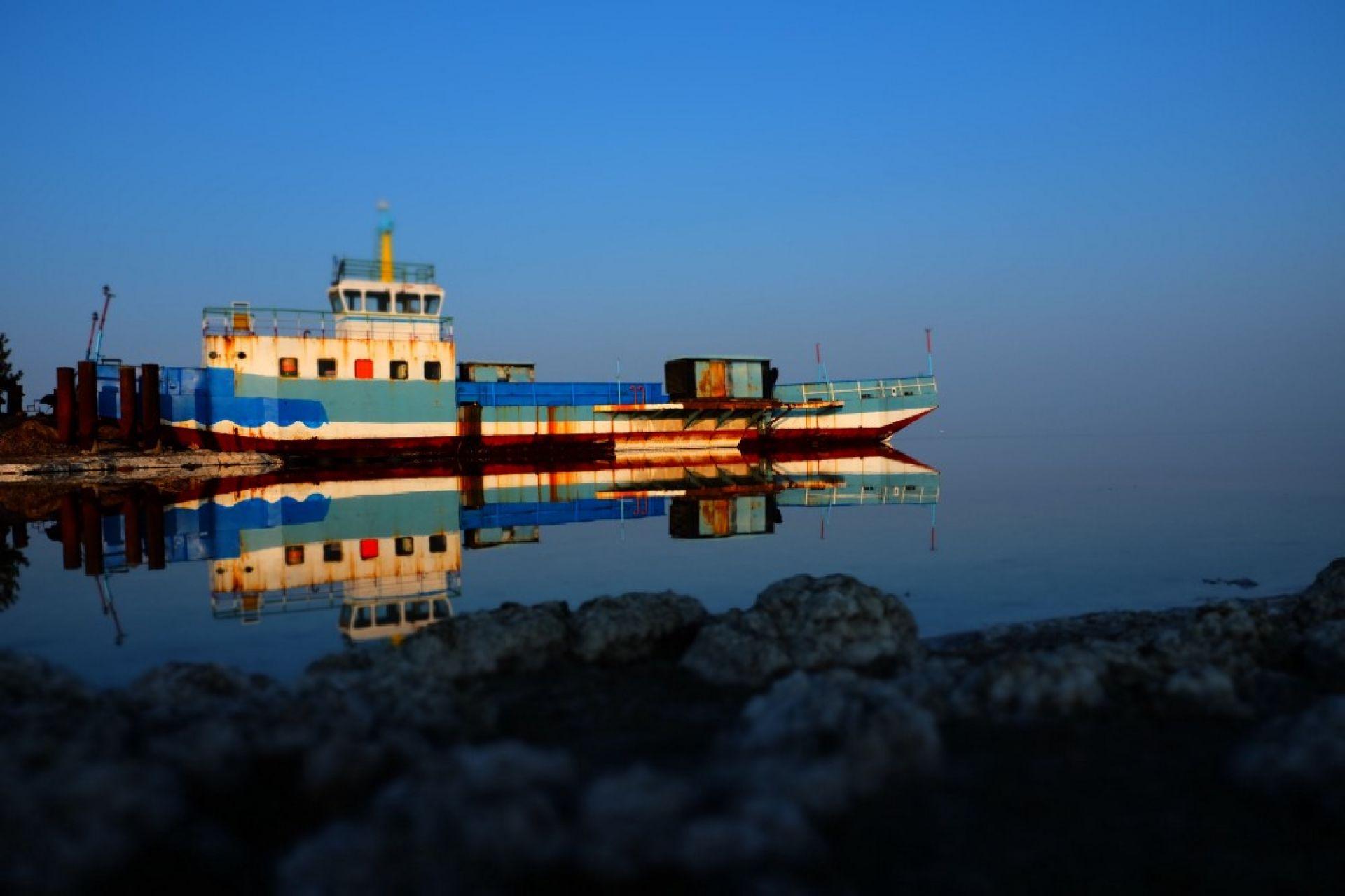 دریاچه ارومیه جان تازه گرفت