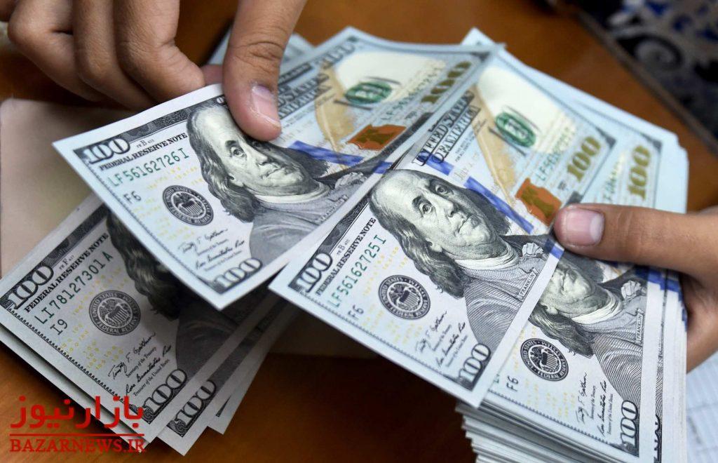 قیمت دلار و نرخ ارز روز پنج شنبه 23 اسفند ماه در بازار آزاد