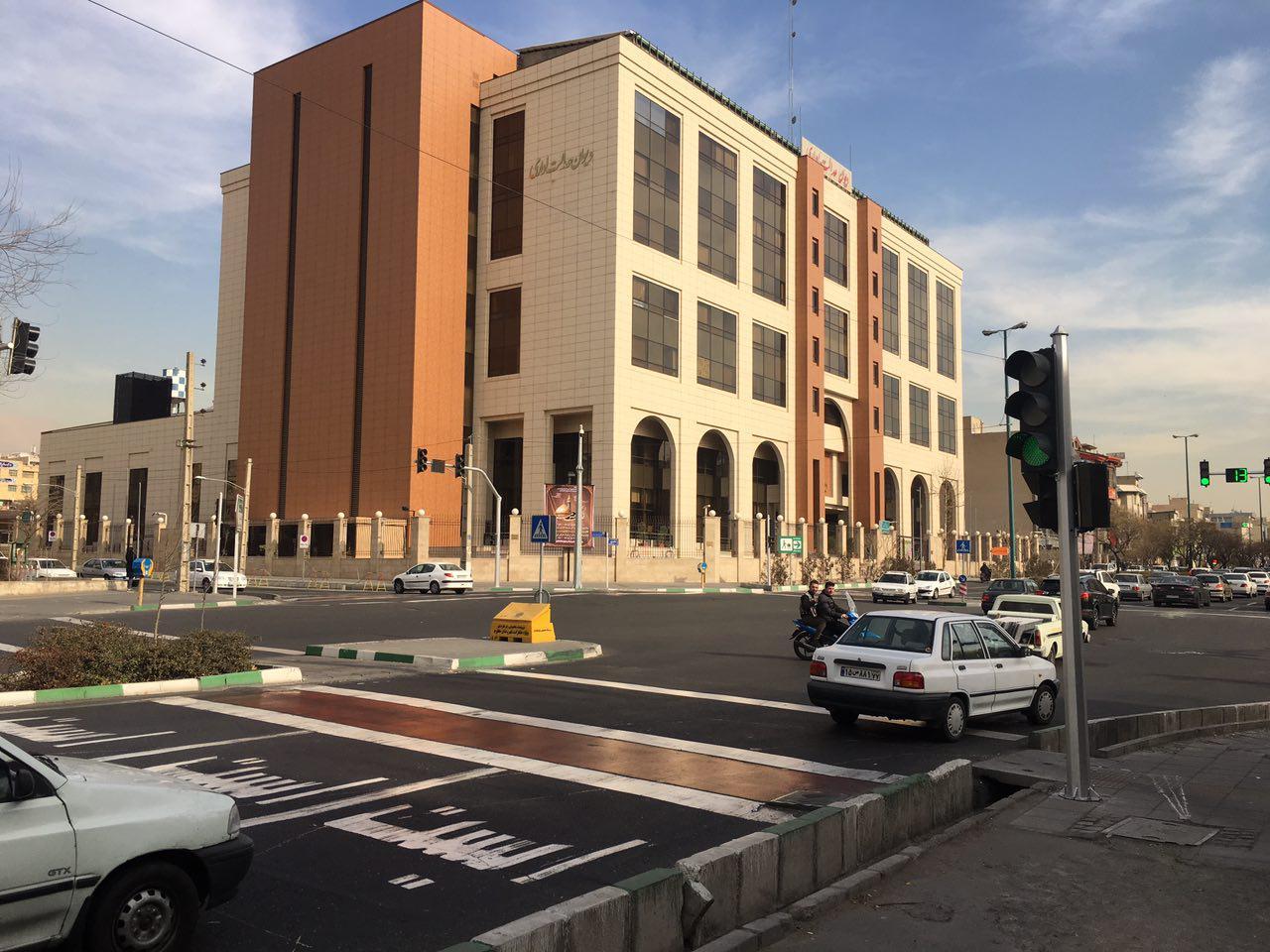 شکایت پلیس راهور از شهرداری تهران به دیوان عدالت