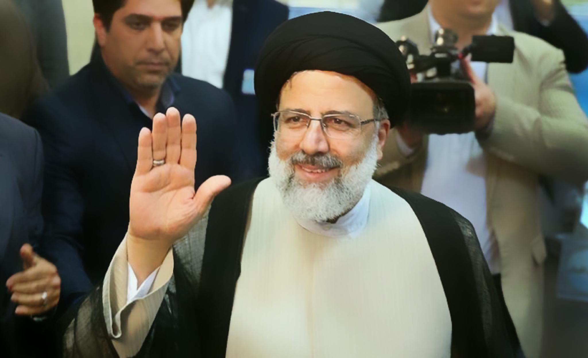 عراقیها در شبکههای اجتماعی به پیشواز آیتالله رئیسی رفتند