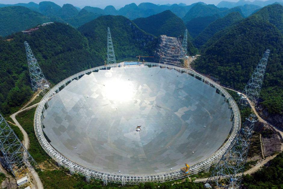 ایران به دانش فنی ساخت رادیو تلسکوپ دست یافت/ پایش امواج رادیویی