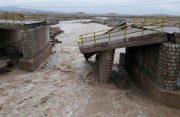 سیل به بیش از 10 هزار کیلومتر راه آسیب زد