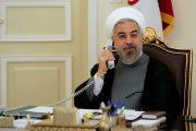 روحانی سال جدید را خدمت رهبر معظم انقلاب تبریک گفت