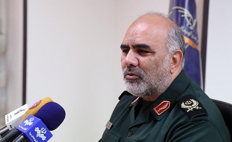 فرمانده فراری سپاه رویت شد! +عکس