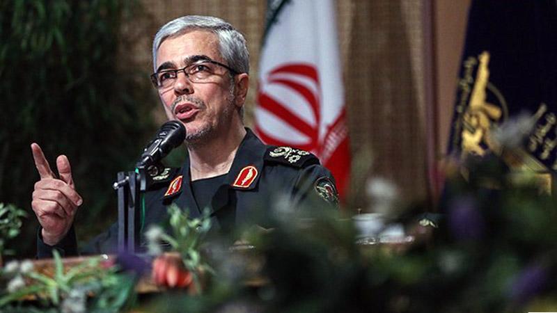 سردار سرلشکر محمدحسین باقری :