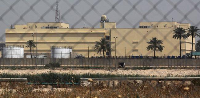 نگاهی به سفارتخانه ۴۲ هکتاری آمریکا در بغداد