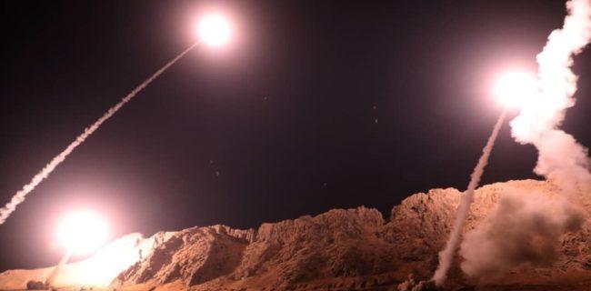 بازتاب حمله موشکی سپاه به آمریکا در رسانه های جمهوری آذربایجان