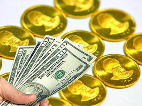 جدول قیمت سکه و ارز در بازار آزاد امروز ۹۸/۰۲/۱۶